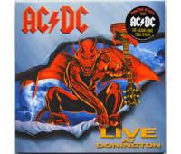 AC/DC Live at Donington REMASTERED EDITION 2CD set