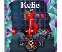 KYLIE MINOGUE Live at Glastonbury 2019 CD+DVD set
