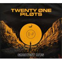TWENTY ONE PILOTS Greatest Hits 2CD set