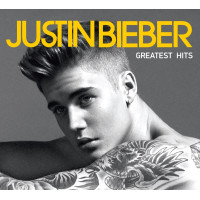 JUSTIN BIEBER Greatest Hits 2CD set