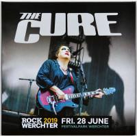 THE CURE Live at Werchter Festival Belgium 2CD set