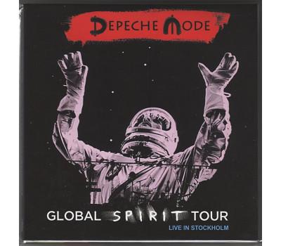 DEPECHE MODE Global Spirit Tour: Live in Stockholm 05/05/2017 2CD set