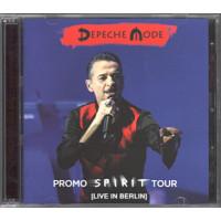 DEPECHE MODE Promo Spirit Tour: Live in Berlin 2017 CD/DVD set