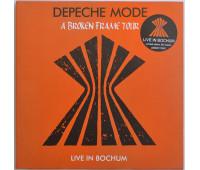 DEPECHE MODE A Broken Frame Tour: Live in Bochum, Germany 1982 CD