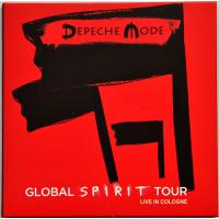 DEPECHE MODE Live in Cologne 2018 Global Spirit Tour 2CD set