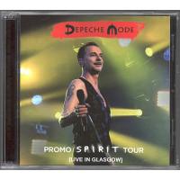 DEPECHE MODE Promo Spirit Tour: Live in Glasgow 2017 CD/DVD set