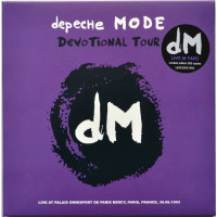 DEPECHE MODE Devotional Tour: Live in Paris 1993 2CD set