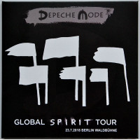 DEPECHE MODE Berlin Waldbühne 23/07/2018 2CD set