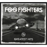 FOO FIGHTERS Greatest Hits 2CD set