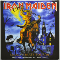 Iron Maiden LIVE IN MANSFIELD 2019 Legacy Of The Beast Tour 2CD set