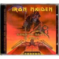 IRON MAIDEN Dance of Death in Bercy Live in Paris 2003 CD