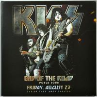 KISS Live in Darien Lake Amphitheater 2019 2CD set