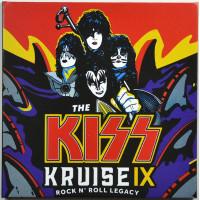KISS Kruise IX Live At The Sea MIAMI 2019 2CD set