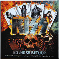 KISS Live in Maryland Heights USA 2019 End Of The Road Tour 2CD set