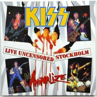 KISS Live Uncensored Stockholm 1984 2CD set
