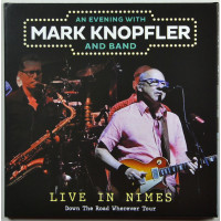 MARK KNOPFLER Live in Nimes France 2019 2CD set