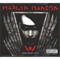 MARILYN MANSON Greatest Hits 2CD set