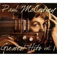 PAUL McCARTNEY Greatest Hits Vol.1 2CD set