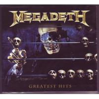 MEGADETH  Greatest Hits 2CD set