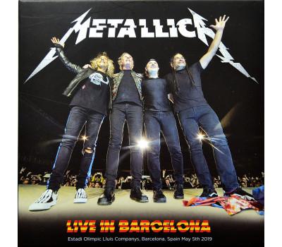 METALLICA Live in Barcelona 2019  Worldwired Tour 2CD set in digipak