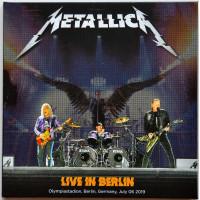 METALLICA Live in Berlin 2019 Worldwired Tour 2CD set
