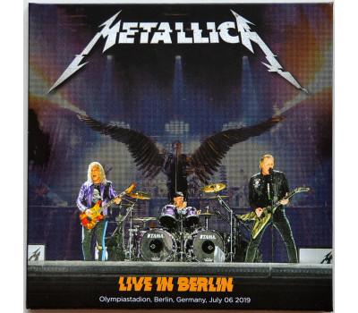 METALLICA Live in Berlin 2019 Worldwired Tour 2CD set in digipak