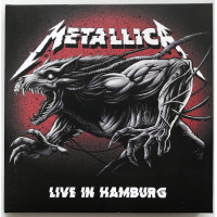 METALLICA Live in Hamburg 2018 Worldwired Tour 2CD set