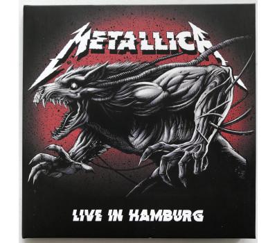 METALLICA Live in Hamburg 2018 Worldwired Tour 2CD set in digipak