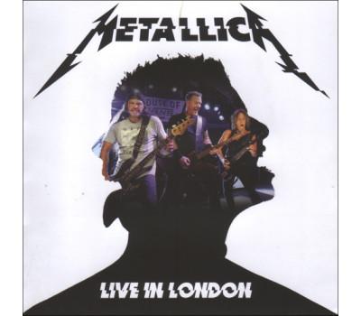 METALLICA Live in London/Paris 2016 Promo Wired Tour 2CD set