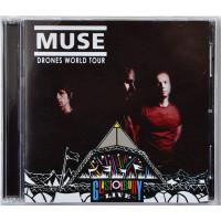 MUSE Live at Glastonbury Festival 2016 DRONES TOUR 2CD set