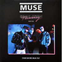 MUSE Live in Milan 2019 Simulation Theory Tour 2CD set