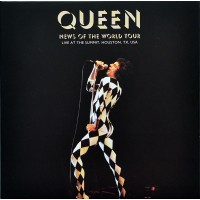 QUEEN Live at the Summit 1977 Houston USA 2CD set