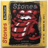 THE ROLLING STONES Live in Arnhem 2017 No Filter Tour 2CD set