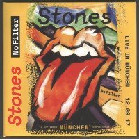THE ROLLING STONES Live in Munich 2017 No Filter Tour 2CD set