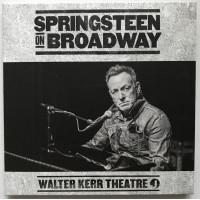 BRUCE SPRINGSTEEN Live On Broadway 2017 2CD set