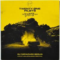 TWENTY ONE PILOTS Live in Berlin Lollapalooza CD