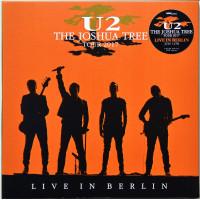 U2 Live in Berlin 2017 Joshua Three Tour 2CD set