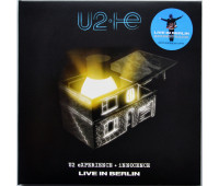 U2 Live in Berlin SOUNDTRACK eXPERIENCE + iNNOCENCE 2CD set